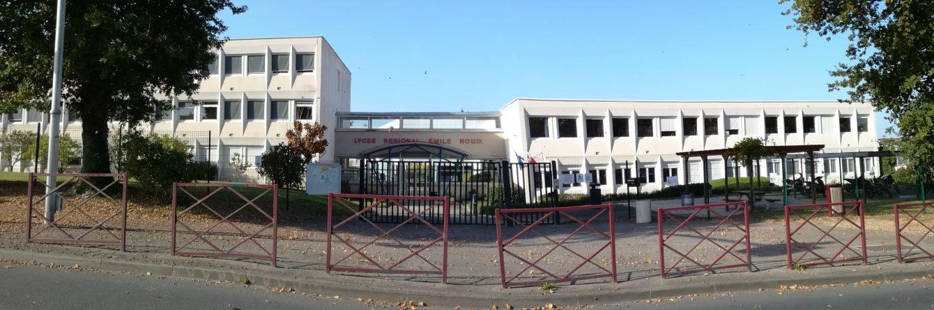 Site du lycée Emile Roux